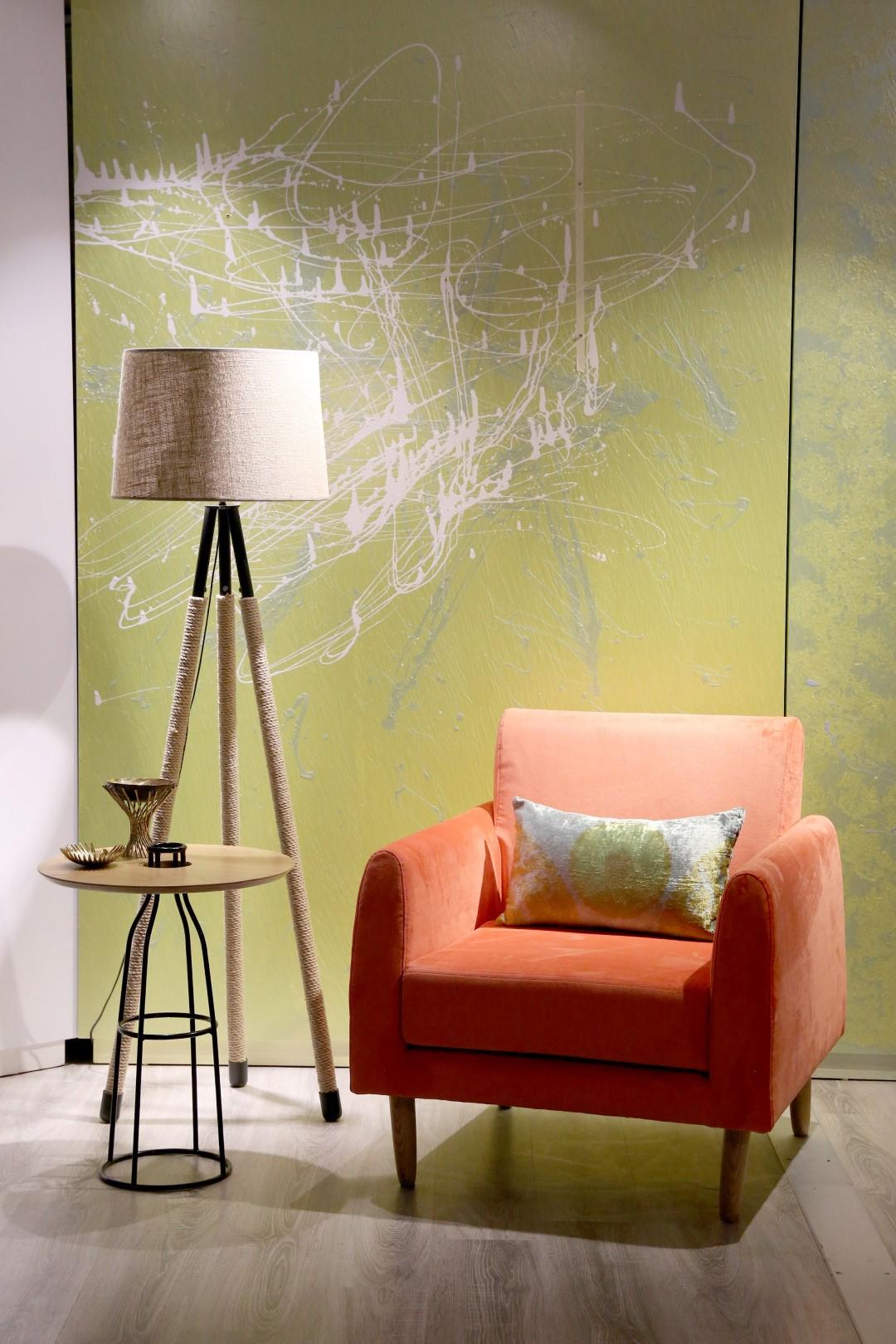 Buka Tasarımdan Mercan Rengi Dekorasyon önerileri Yapı Dergisi